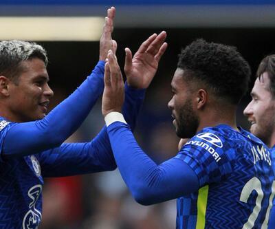 Chelsea evinde Norwich City'yi farklı yendi