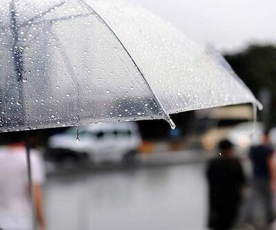 Meteoroloji'den kuvvetli sağanak yağış uyarısı: İşte bölge bölge son durum