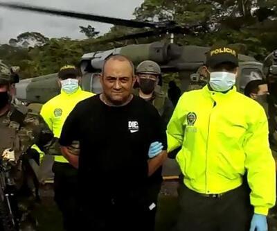 Kolombiya'nın en çok aranan uyuşturucu kaçakçısı 'Otoniel' yakalandı