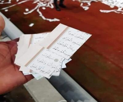 Ordu'da maçta konfeti skandalı