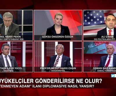 """Büyükelçiler gönderilirse ne olur? """"İstenmeyen adam"""" ilanı ne demek? """"Kavala"""" yalnızca """"Kavala"""" mı demek? Ne Oluyor?'da tartışıldı"""