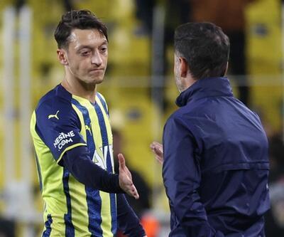 Pereira'ya Mesut Özil ve İrfan Can eleştirisi