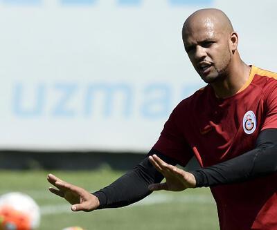 Felipe Melo'dan Galatasaray açıklaması!