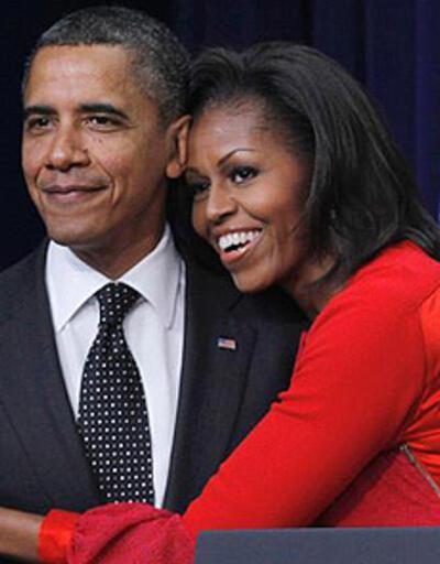 """Obama, """"eşinden korktuğu"""" için sigarayı bırakmış"""