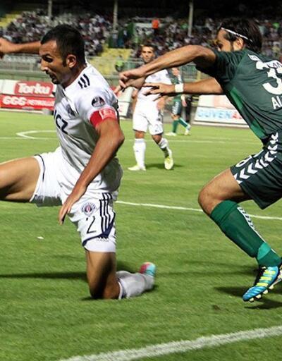 Paşa, Konyaspor'u 90'da vurdu