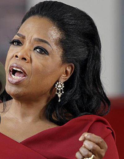 Oprah Winfrey ırkçılık kurbanı!
