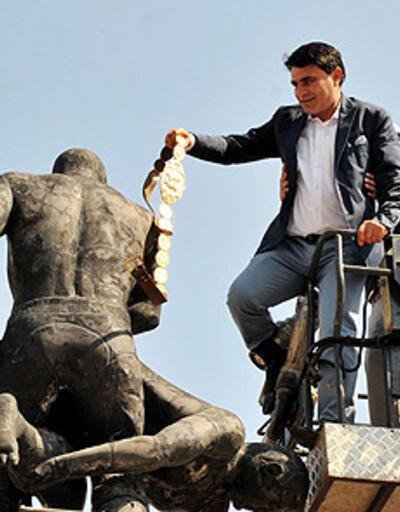 AK Partili başkana 'geyik' cezası