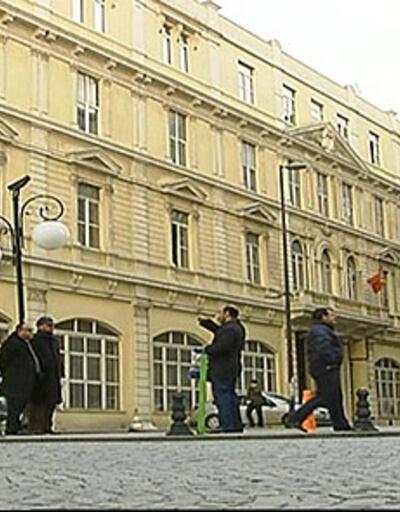 Patrikhane, Sansaryan Hanı için mahkemeye başvurdu