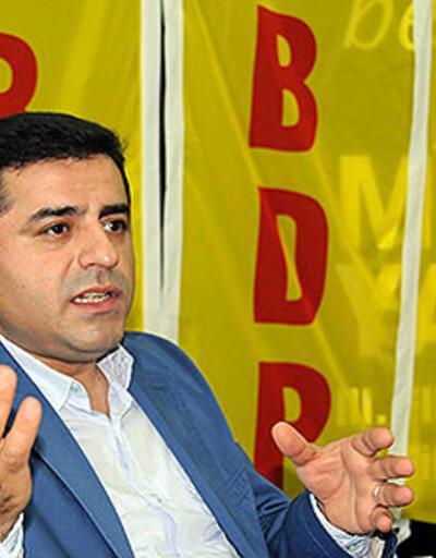 """Demirtaş'tan hükümete """"İmralı heyeti"""" uyarısı"""