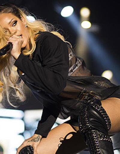 İstanbul'dan Rihanna geçti!