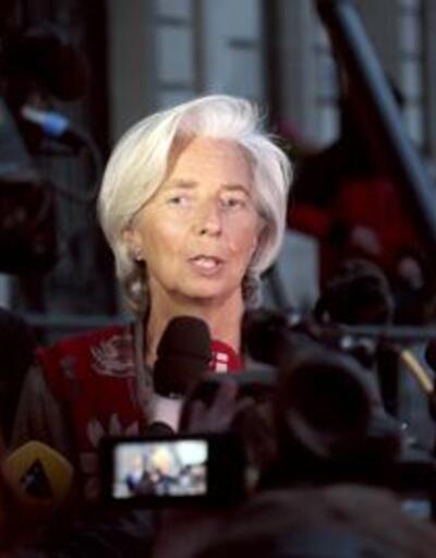 IMF Başkanı rahat nefes aldı
