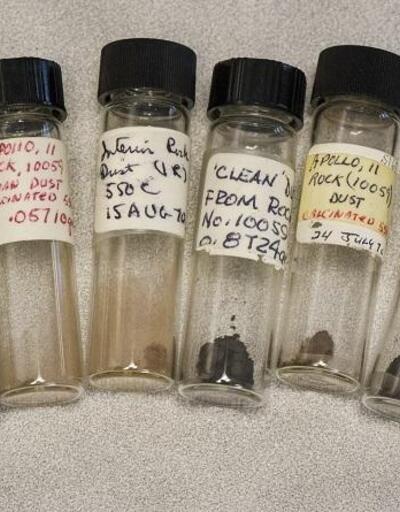 Kayıp Ay tozu örnekleri 43 yıl sonra bulundu!