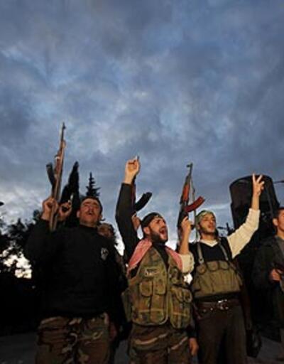 ÖSO ile Kürtlerin çatışmaları şiddetleniyor