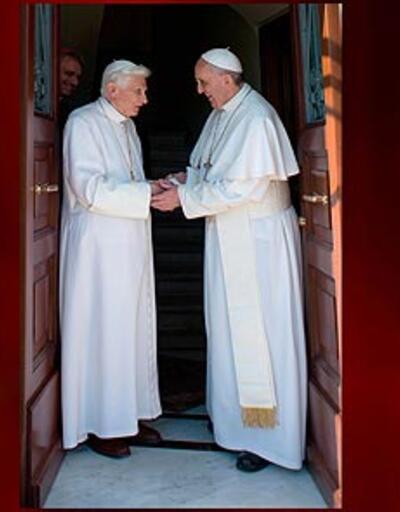 Vatikan'da bir ilk