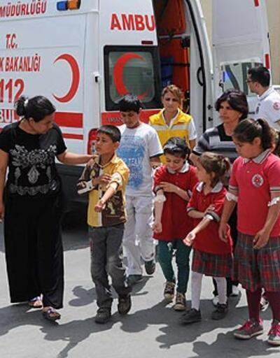 Aydın'da okul sütü zehirledi