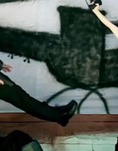 Ev yapımı Matrix!