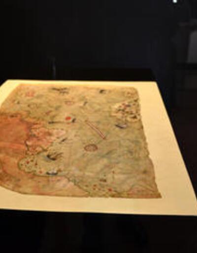 """""""Piri Reis haritası, Amerika'nın keşfinden daha önemli"""""""