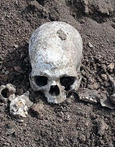Tunceli'de insan kemikleri bulundu