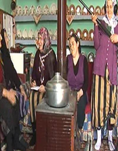 Karadenizli kadınlar kahvehane bastı!