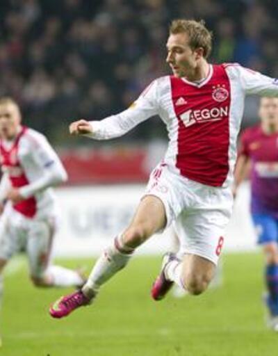 Ajax - Steau Bükreş: 2-0