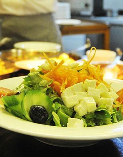 Salata Amerikalılara yaramıyor!