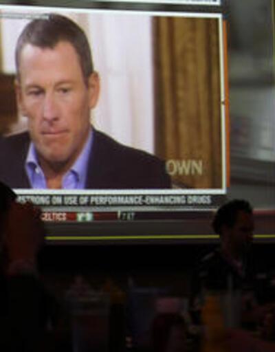 Lance Armstrong'un itirafını 3,2 milyon kişi izledi