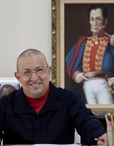 Hugo Chavez'den umudu kestiler