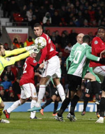 Manchester United - Cluj: 0-1