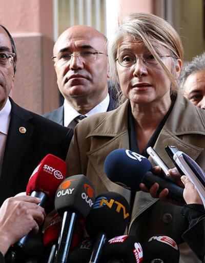 Arınç'ın iddialarına CHP'li kadın vekillerden yanıt