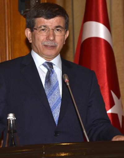 Davutoğlu, Suriye'ye ateşkes çağrısı yaptı