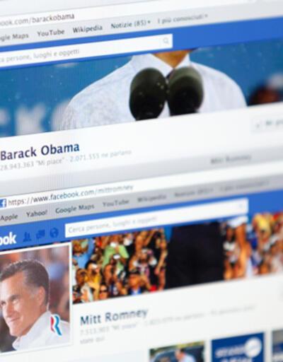 Amerikan seçimleri Facebook'ta da rekor kırdı