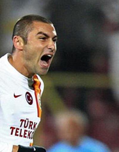 Galatasaray 'Burak'mıyor!