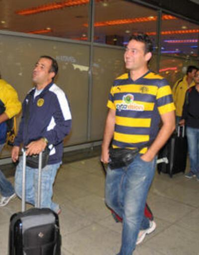 AEL Limassol İstanbul'a geldi