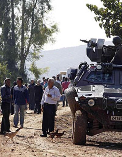 10 Suriye askeri Türkiye'ye sığındı