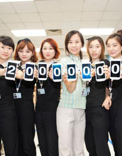 20 milyon Galaxy S3 satıldı