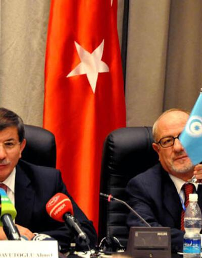 """Davutoğlu: """"Avrasya'da bizsiz denklem düşünülemez"""""""