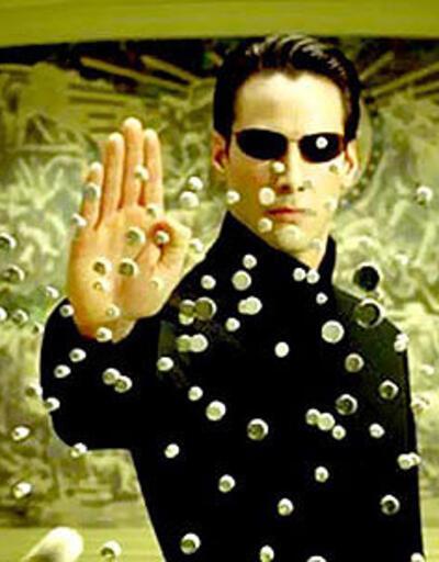 Matrix gibi olimpiyat!