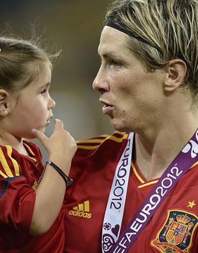 Altın Ayakkabı Fernando Torres'in