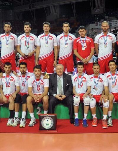 Türkiye Avrupa Ligi ikincisi