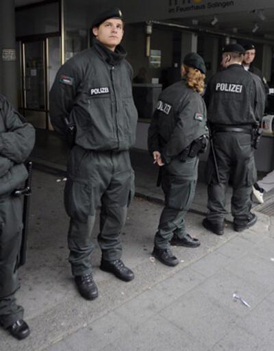 Almanya'da Selefi operasyonu