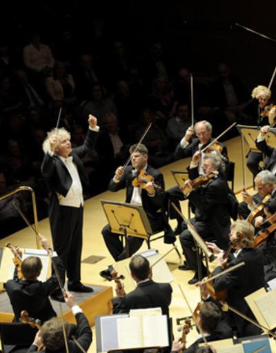 Berlin Filarmoni Orkestrası geliyor