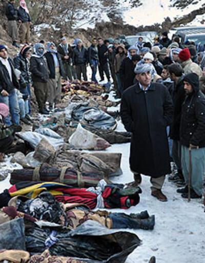 Uludere'deki saldırı: Ölü sayısı 34