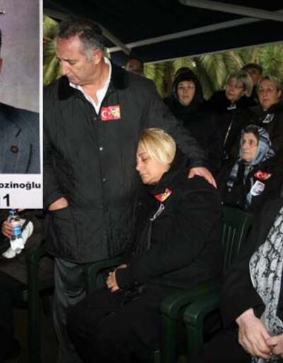 Kaşif Kozinoğlu toprağa verildi