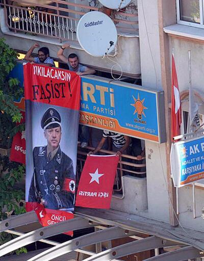 AK Parti işgalinde tutuklama yok