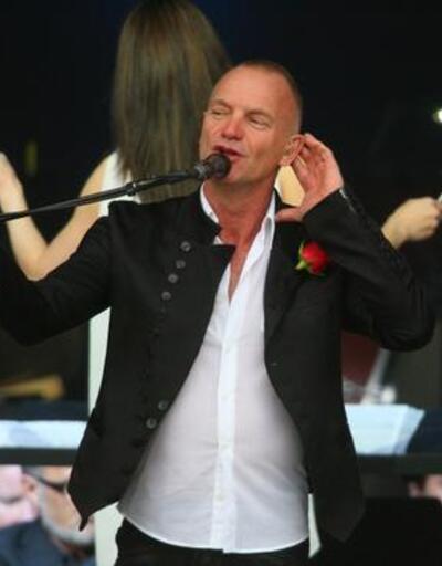 Sting, Kazakistan konserini iptal etti