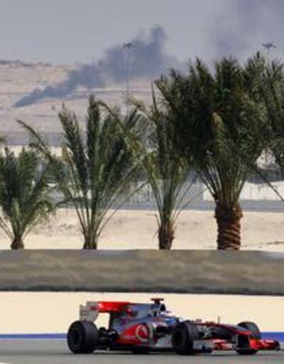 Bahreyn F1 takviminden çıkarıldı