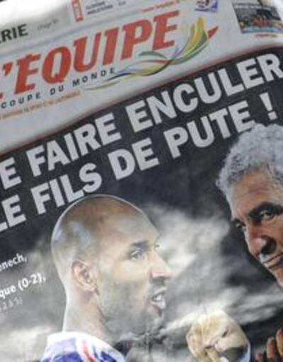 Anelka-L'Equipe davası başladı