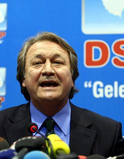 Eski DSP lideri Sezer talimatla ifade verdi