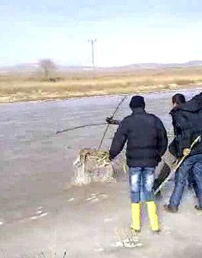 Türk usulü balık avı böyle olur