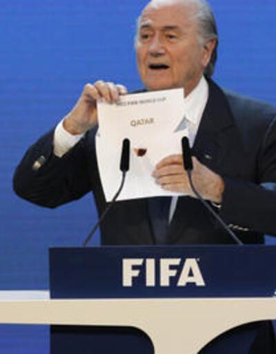 FIFA 2018 Rusya'ya, 2022 Katar'a